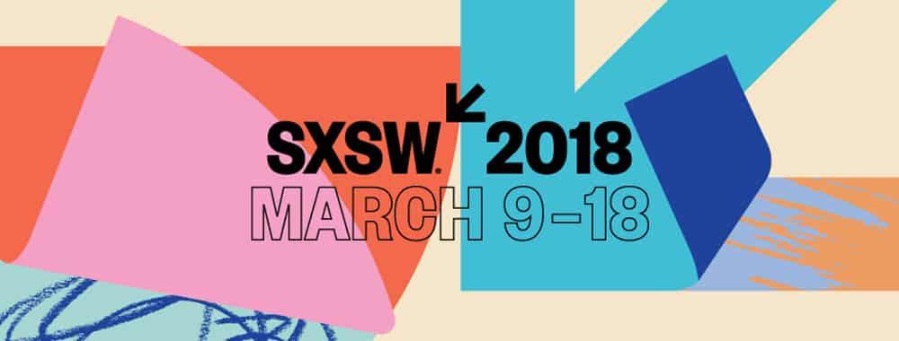 SXSW 2018 Banner