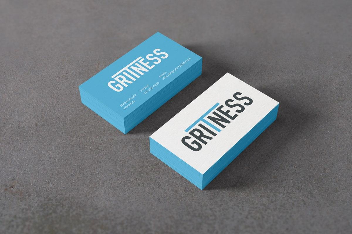 Gritness - Item printing