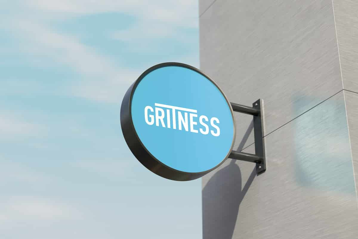 Gritness - Sign