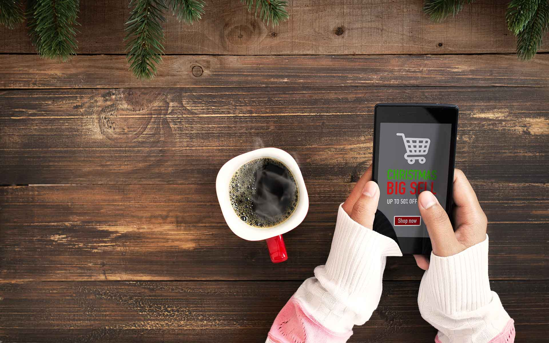 Tis the Season to be Selling! Improve Your Online Sales During the Holidays